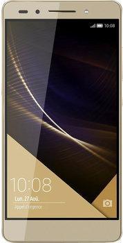 """Smartphone 5.2"""" Honor 7 Premium - double SIM, 32 Go, or (via ODR de 50€)"""