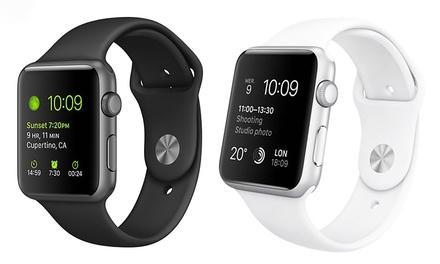 Montre connectée Apple Watch Sport 42 mm (reconditionné) à 339€ ou 38 mm (reconditionnée)
