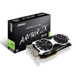 Carte graphique MSI GeForce GTX 980 OC - 4 Go