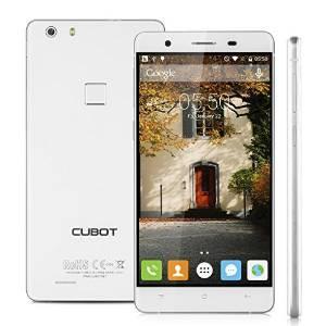 "Smartphone 5.5"" Cubot S550 (MT6735, 2 Go RAM, 16 Go ROM)"