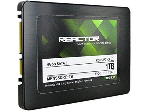 """SSD interne 2.5"""" Mushkin Reactor (MLC) 512 Go à 112.90 - 1 To"""