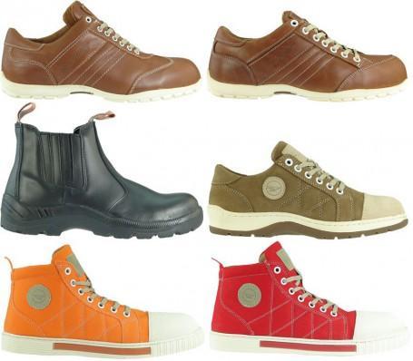 Chaussures de sécurité Hi-Tec - Différents modèles, Taille 36-41
