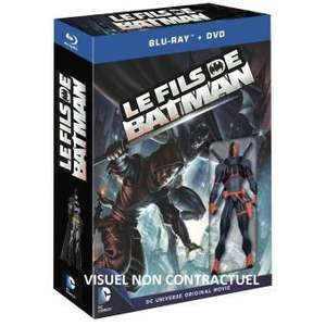 Coffret Blu-ray : Le fils de Batman - Edition collector