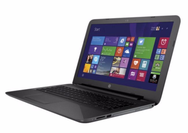 """Sélection de PC Portables HP en promotion - Ex : PC portable 15,6"""" HP 250 G4 (Pentium, 4 Go RAM, 500 Go)"""