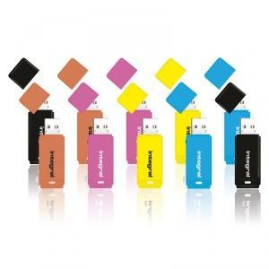 Pack de 10 Clés USB 2.0 Integral 16 Go