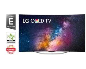 "TV OLED 55"" LG 55EC930V Incurvée Full HD 3D"