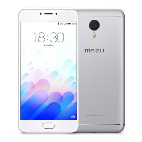 """Précommande : Smartphone 5.5"""" Meizu M3 Note - 32Go"""
