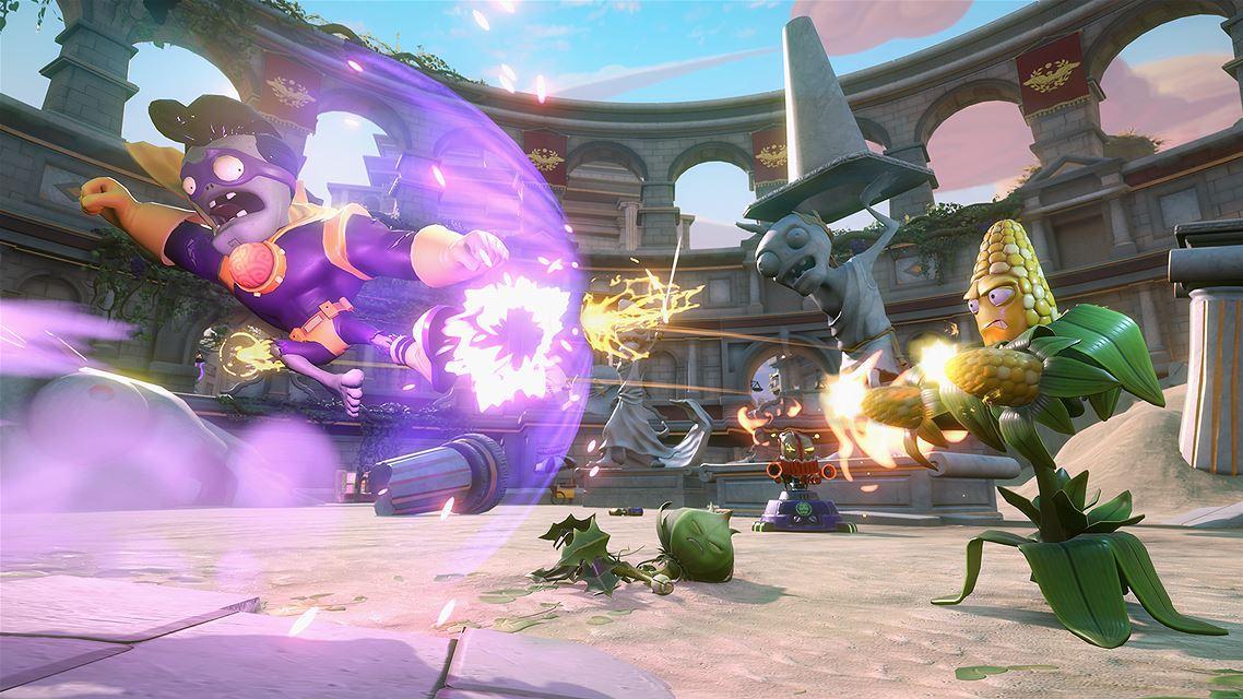 Plants vs. Zombies Garden Warfare 2, 10h gratuites de jeu sur Xbox One et PC (Origin)