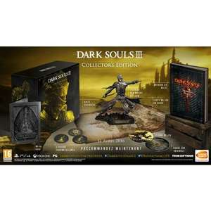 Dark Souls 3 Edition Collector - PS4 / Xbox One