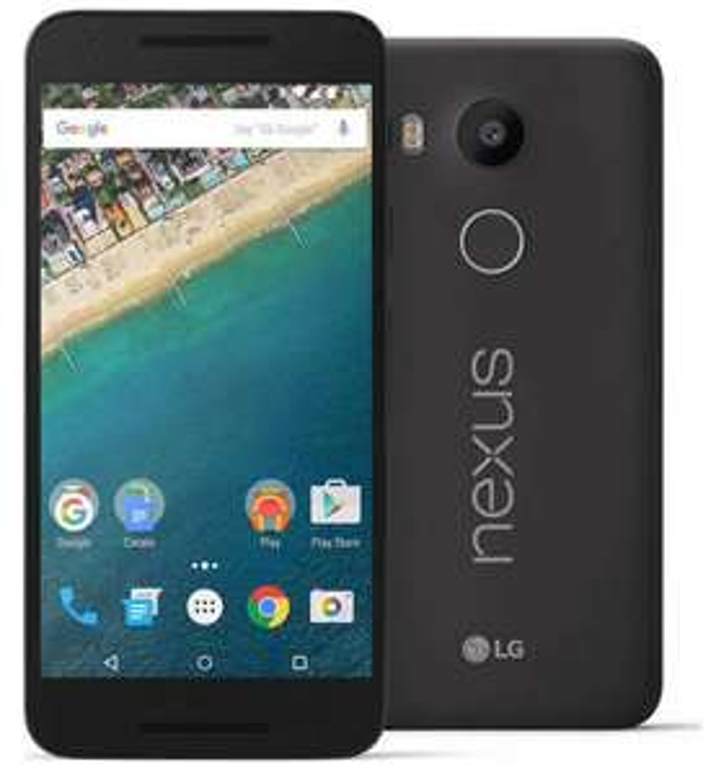 "Smartphone 5.2"" LG Nexus 5X 16 Go - Noir ou Blanc (Boite ouverte)"
