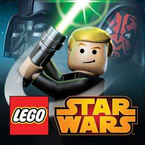 Lego Star War: LSC sur Android