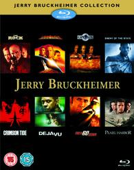 Pré-commande : Coffret Jerry Bruckheimer (8 Blu-rays)