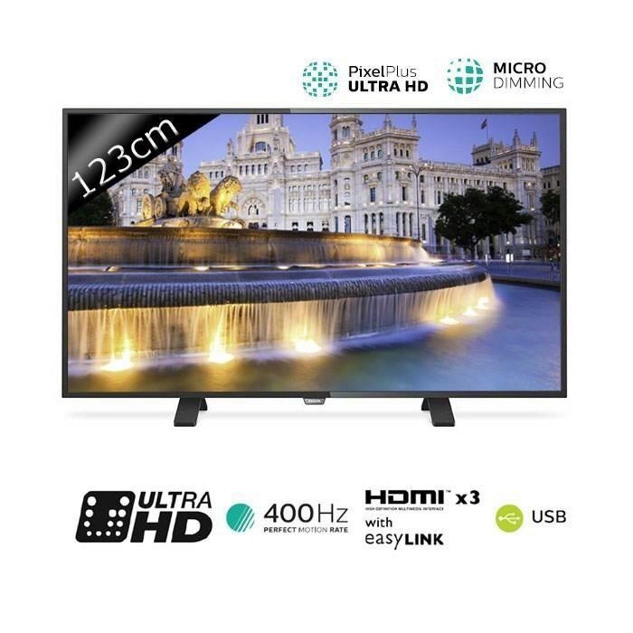 TV 49'' 4K Philips 49PUT4900