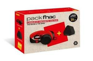 Pack Coloud : Casque The Boom + Enceinte The Bang