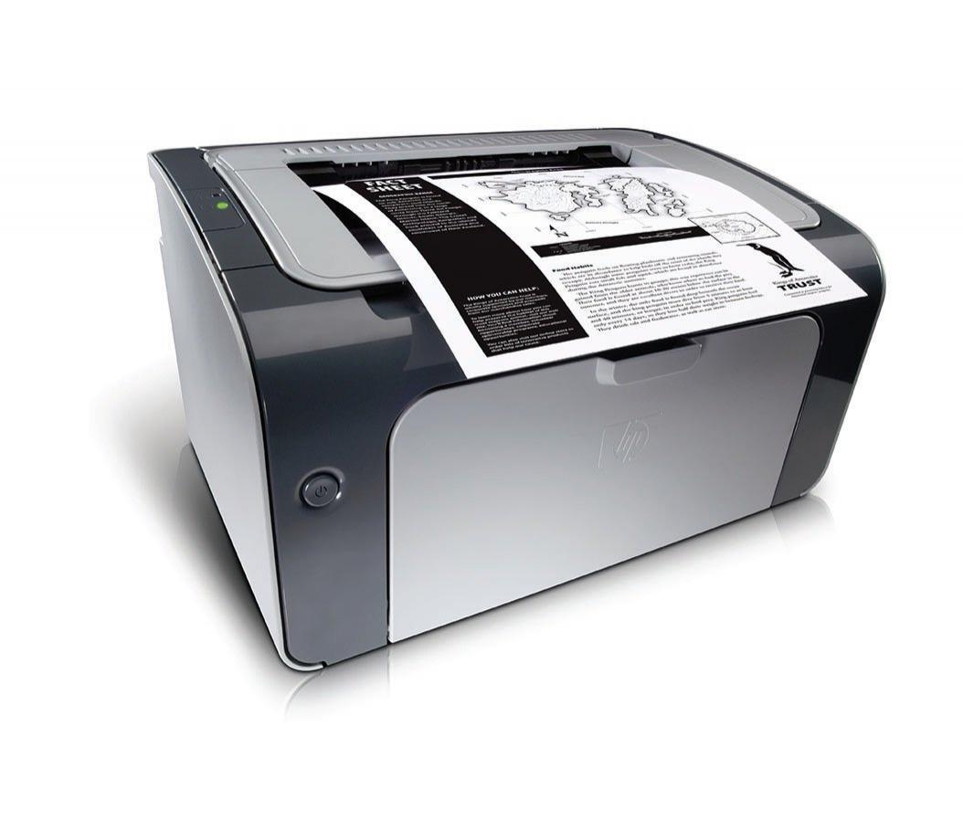 Imprimante laser HP LaserJet Pro P1109 - monochrome