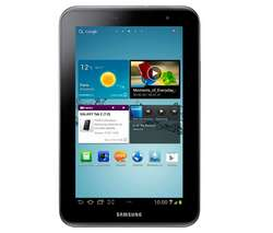 "Tablette 7"" Samsung Galaxy Tab 2 WiFi 8 Go P3110 (Avec ODR de 30€)"