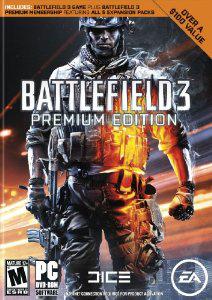 Battlefield 3: Premium Edition (Jeu BF3 + Tous les DLC + contenu exclusif) [Jeu dématérialisé PC via ORIGIN]