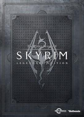 Sélection de jeux vidéo Bethesda Softworks en promotion sur PC (dématérialisés - Steam) - Ex : The Elder Scrolls V : Skyrim - Legendary Edition