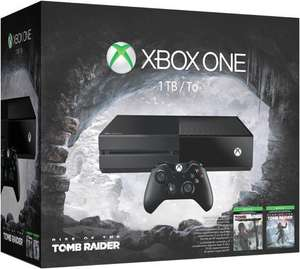 Sélection d'articles en promotion - Ex: Pack Console Xbox One 1To Tomb Raider