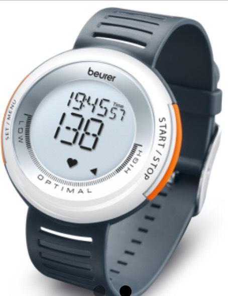 Montre cardiofréquencemètre Beurer PM58