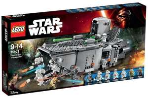 Lego Star Wars 75103 - First Order Transporter