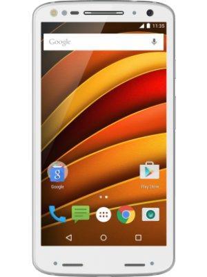 "Smartphone 5.4"" Motorola Moto X Force - 32 Go, Blanc"