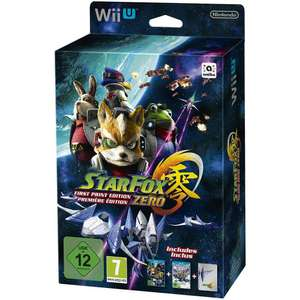 Star Fox Zero - édition Première sur Wii U