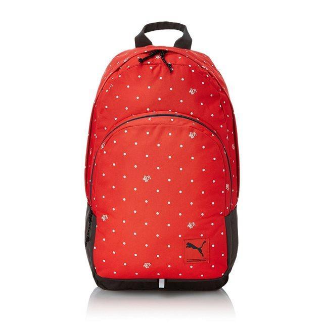 Sac à dos Puma Academy Backpack Cayenne 26L - Rouge