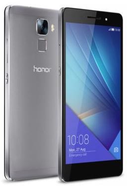 "Smartphone 5.2"" Honor 7 - 16 Go, Gris ou Argent  (avec ODR de 50€)"