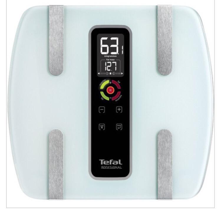 Pèse-personne Tefal  Bodysignal BM7100S5