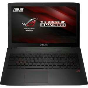 "PC portable gamer 15.6"" Asus ROG G552VW-DM269T (i5-6300HQ, GTX960M, 8 Go de RAM, 1 To)"