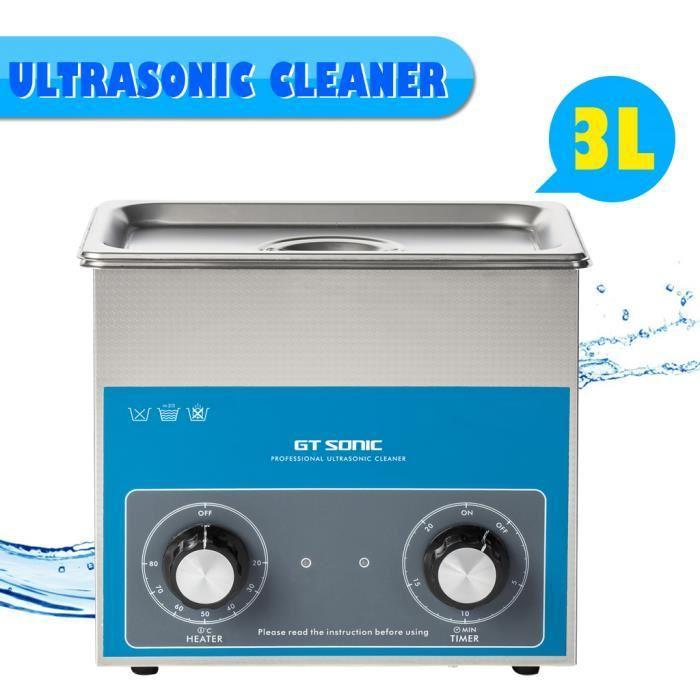 Nettoyeur à ultrasons Floureon 3L