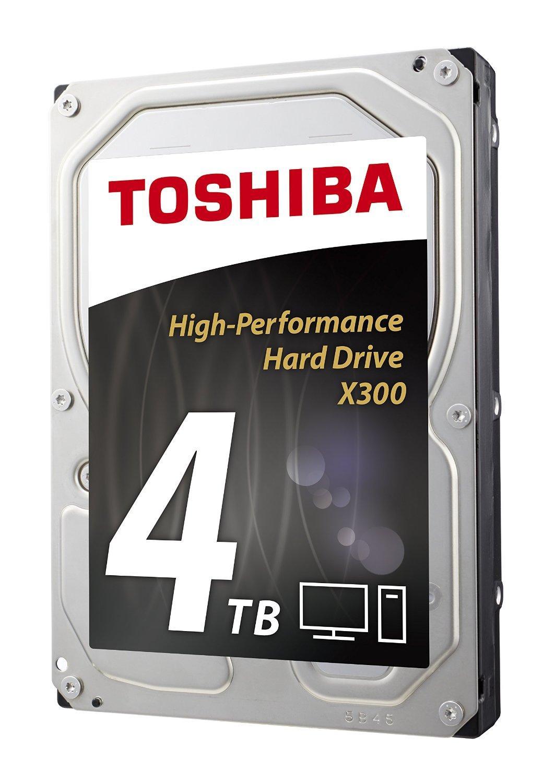 "Disque dur 3.5"" Toshiba X300 4 To (7200 tr/min)"