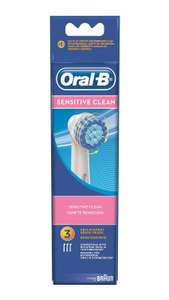 Lot de 3 Brossettes Oral B Sensitive