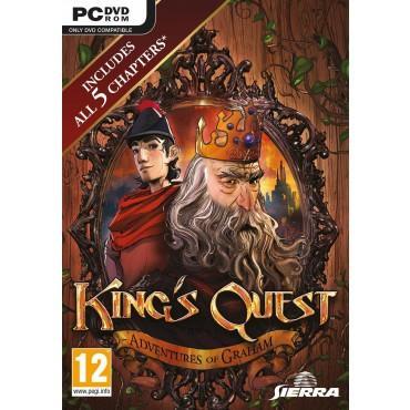 King's Quest - Edition complète (5 épisodes) sur PC