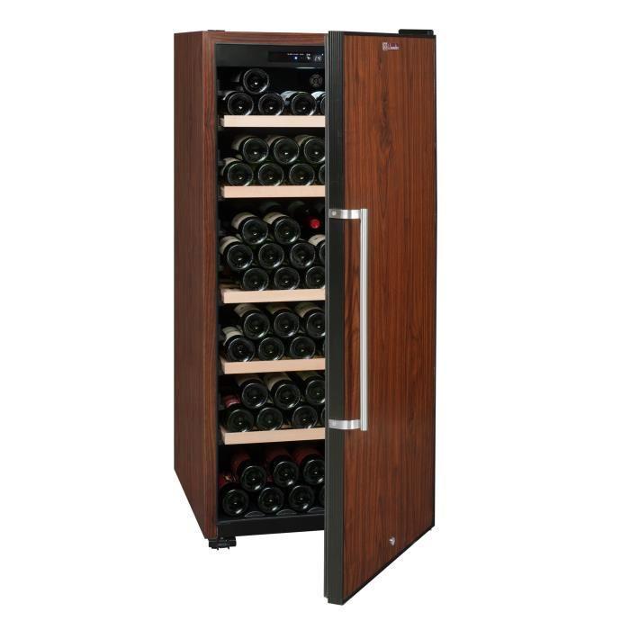 50% offerts en 1 bon d'achat sur une sélection électroménager - Ex : Cave à vin La Sommeliere CTP176 - 165 bouteilles (+ 239,99€ en 1 bon d'achat)