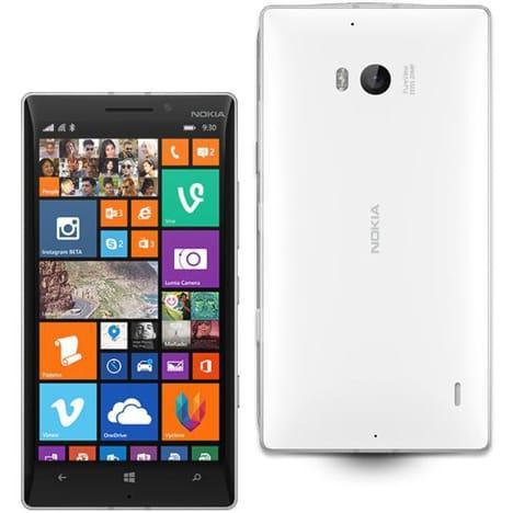 "Smartphone 5"" Nokia Lumia 930 - 32Go - Blanc"