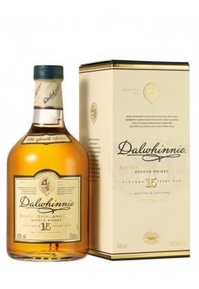 Séléction d'alcools en promotion - Ex: Whisky Dalwhinnie 15 ans d'âge 70cl