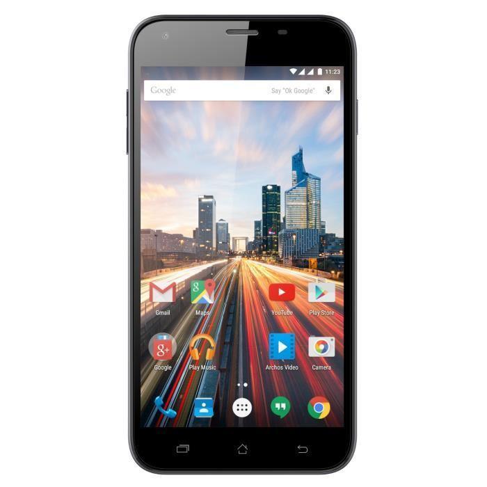 """Smartphone 5,5"""" Archos 55 Helium Plus 4G"""