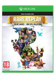 Rare Replay (30 Jeux) sur Xbox One