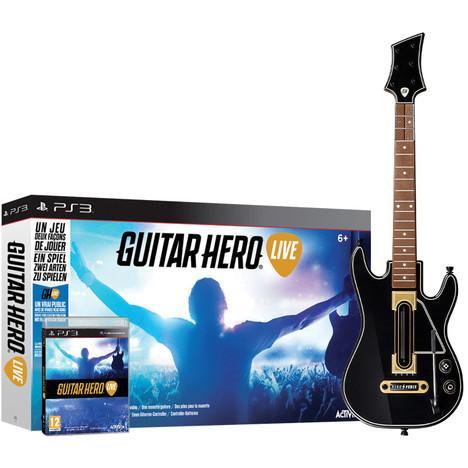 Guitar Hero Live sur PS3