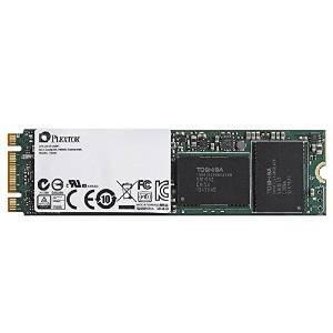 SSD Interne M.2 Plextor PX256M6G2280 - 256 Go, SATA