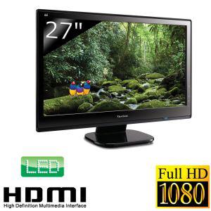 "Ecran LED 27"" Full HD Viewsonic VX2753MH"