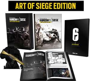 Tom Clancy's Rainbow Six: Siege - édition Collector sur PS4 / Xbox One