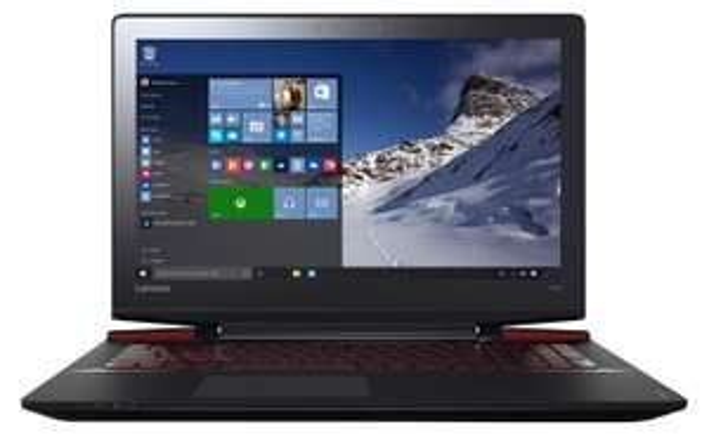 "PC portable gamer 15.6"" Lenovo IdeaPad Y700-15ISK (i7-6700HQ, GTX 960M, 8 Go de RAM, 256 Go en SSD)"