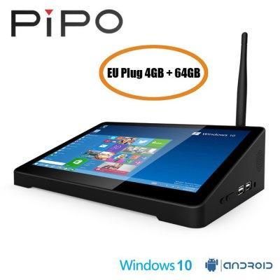 """Mini-PC tactile 8.9"""" Pipo X9S (Z8300, 4 Go de RAM, 64 Go)"""