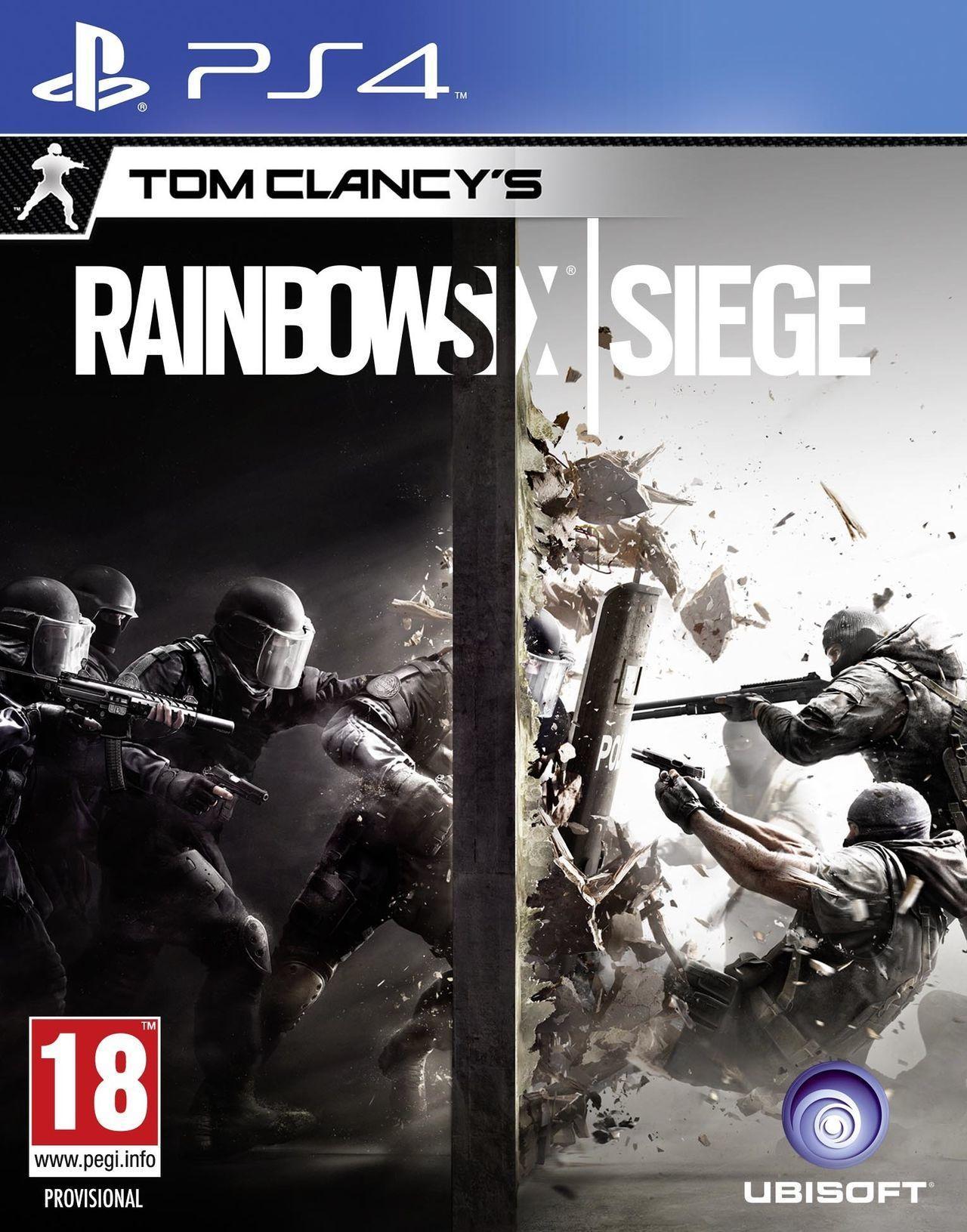 Tom Clancy's Rainbow Six: Siege sur PS4