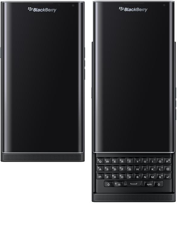 """Smartphone 5.4"""" Blackberry Priv STV100-1 - 32 Go, 4G LTE (Taxes et livraison comprises)"""