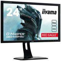"Ecran PC 24"" Iiyama G-Master GB2488HSU-B2 - FreeSync, Full HD? 1ms, 144 Hz 0"