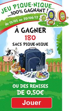 Sac à Pique-Nique gratuit ou 0,50 € en bons d'achat Bon Mayennais